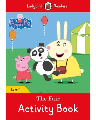 Peppa Pig: The Fair - Ladybird Readers - Level 1 - Activity Book