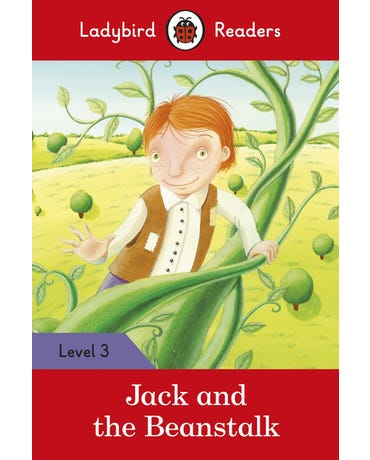 Jack And The Beanstalk - Ladybird Readers - Level 3 - Book With Downloadable Audio (Us/Uk)