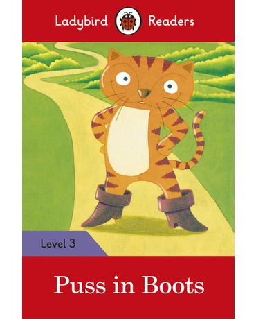 Puss In Boots - Ladybird Readers - Level 3 - Book With Downloadable Audio (Us/Uk)