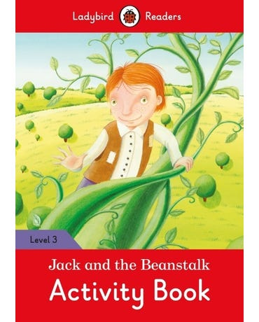 Jack And The Beanstalk - Ladybird Readers - Level 3 - Activity Book