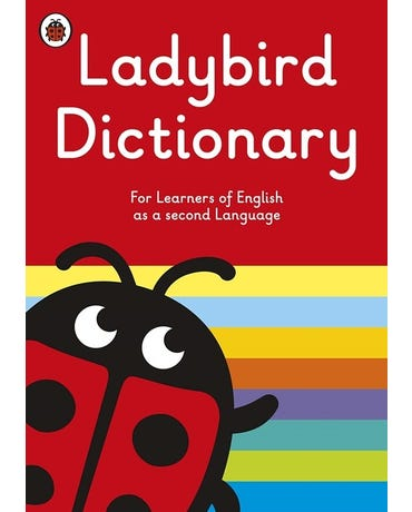 Ladybird Readers Dictionary