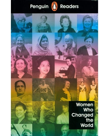 Women Who Chaged World - Penguin Readers - Level 4 - Book With Access Code For Audio And Digital Book