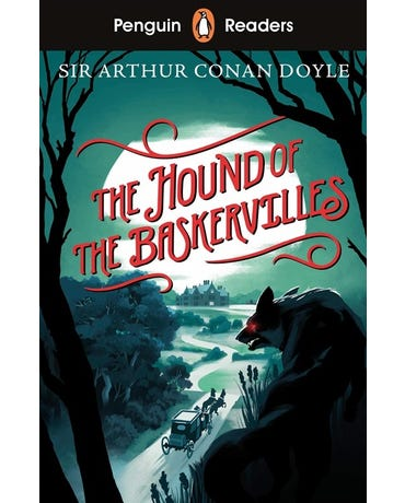 The Hound Of The Baskervilles - Penguin Readers Starter - Book With Access Code For Audio And Digital Book