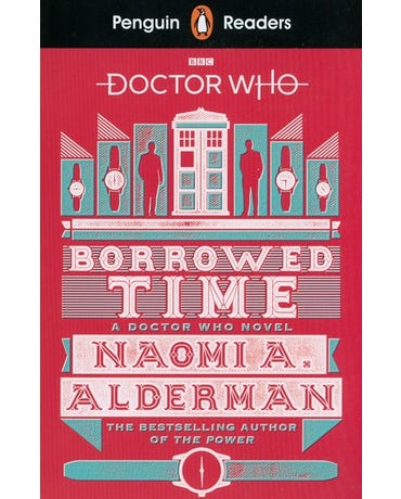 Doctor Who: Borrowed Time - Penguin Readers - Level 5 - Book With Access Code For Audio And Digital Book