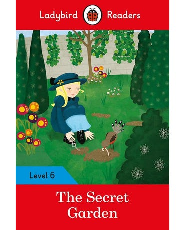 The Secret Garden - Ladybird Readers - Level 6 - Book With Downloadable Audio (Us/Uk)