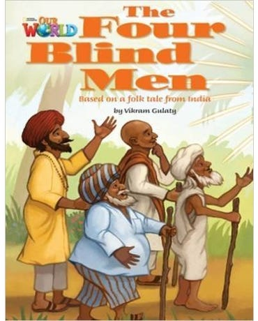 Our World British English 3 - Reader 4 - The Four Blind Men
