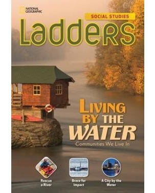 Living By The Water - Social Studies Ladders - On-Level
