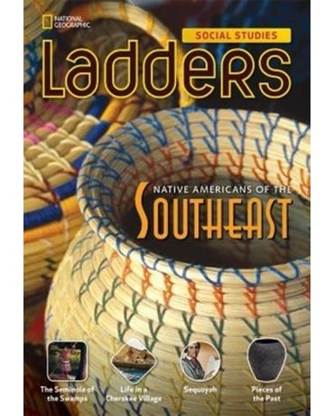 Native Americans Of The Southeast - Social Studies Ladders - Above-Level