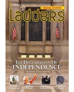 Declaration Of Independence - Social Studies Ladders - Above-Level