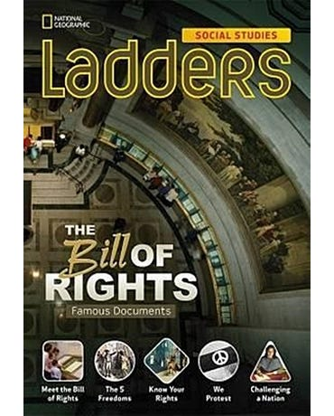 The Bill Of Rights - Famous Documents - Social Studies Ladders 5