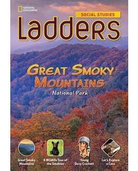 Great Smoky Mountains National Park - Social Studies Ladders - Below-Level