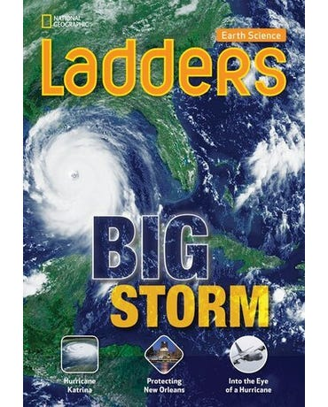 Big Storm - Earth Scence Ladders - Below-Level