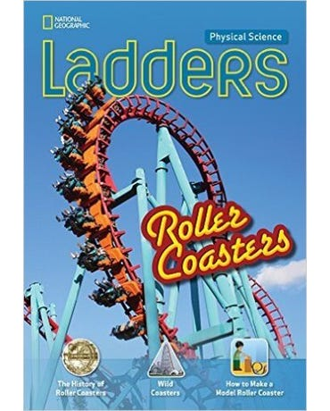 Roller Coasters - Physical Science Ladders - Above-Level