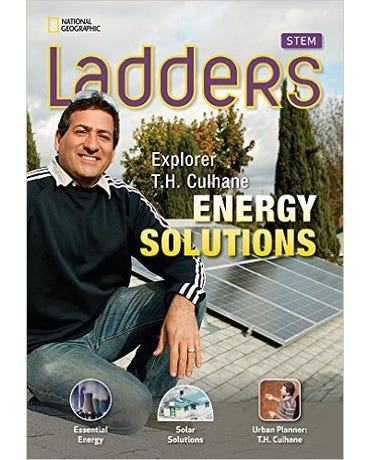 Energy Solutions - Physical Science Ladders - On-Level