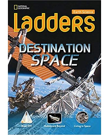 Destination Space - Earth Science Ladders - Below-Level