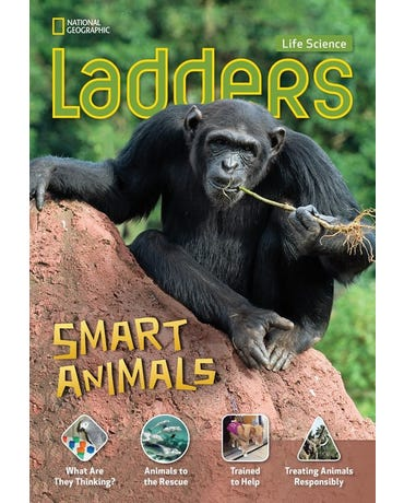 Smart Animals - Ladders Life Science - Above-Level