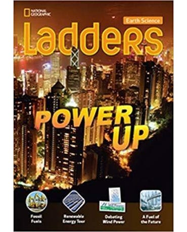 Power Up - Earth Science Ladders - On-Level