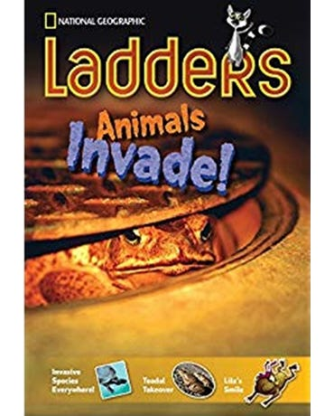 Animals Invade - Social Studies Ladders - One-Bellow