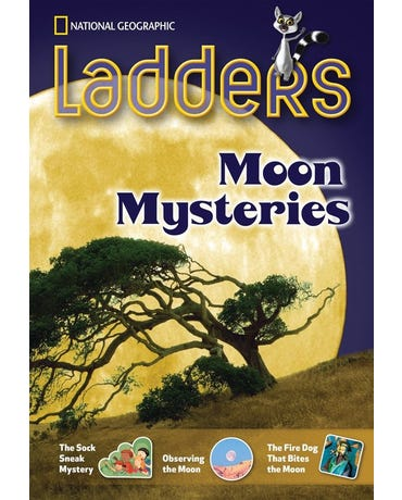 Moon Mysteries - Ladders - On Level