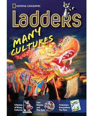 Many Cultures - Social Studies Ladders - On-Level