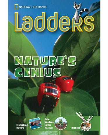 Nature's Genius - Social Studies Ladders - On-Level