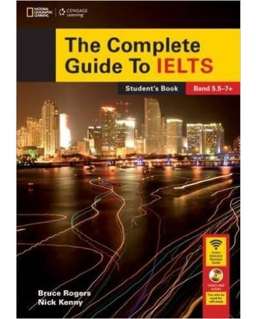 The Complete Guide To Ielts - Student's Book With DVD-ROM