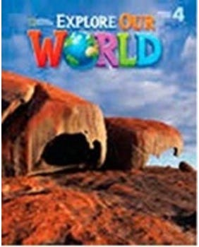 Explore Our World 4 - Audio CD