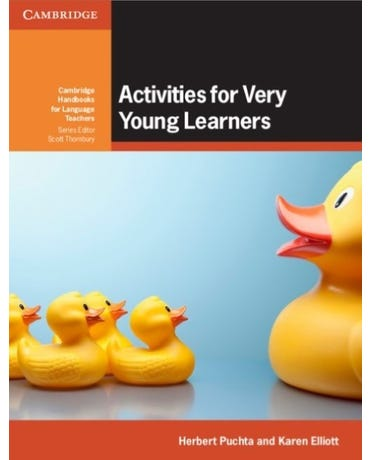 Activities For Very Young Learners - Book With Online Resources