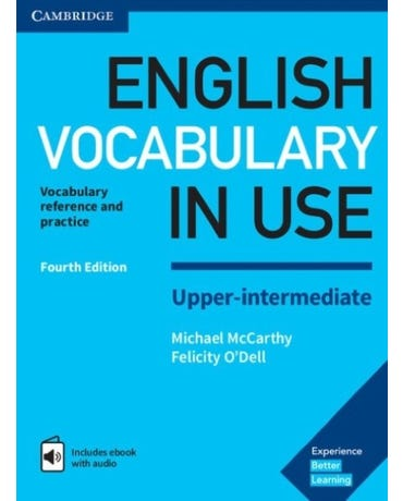 English Vocabulary In Use Upper-Intermediate - Book With Answers And Enhanced Ebook - Fourth Edition