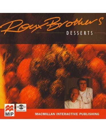The Roux Brothers Windows - CD-ROM