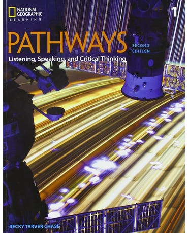 Pathways 1 - Listening, Speaking And Critical Thinking - Student Book With Online Workbook - Second Edition