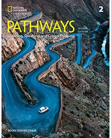 Pathways 2 - Listening, Speaking And Critical Thinking - Student Book With Online Workbook - Second Edition