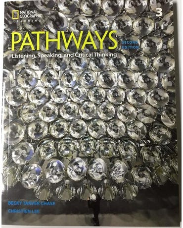 Pathways 3 - Listening, Speaking And Critical Thinking - Student Book With Online Workbook - Second Edition