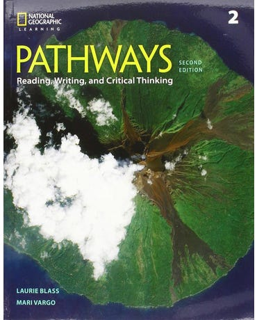 Pathways 2 - Reading, Writing And Critical Thinking - Student Book With Online Workbook - Second Edition