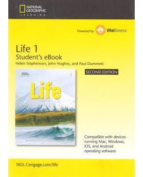 Life Ame 1 Student Ebook-Printed Access Code 2Nd Ed