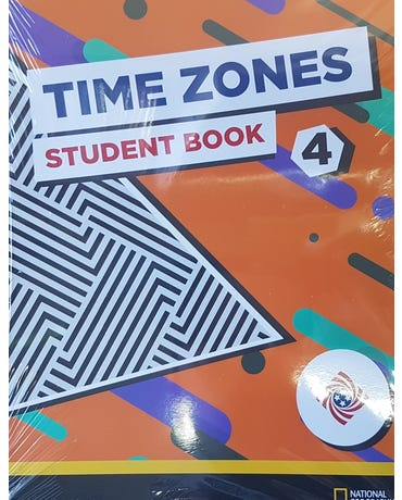 Ctj (2020.2) - Timezones 2B - Student Book - Second Edition