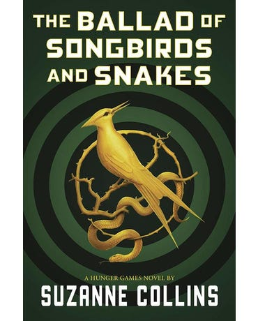 The Ballad Of Songbirds And Snakes - The Hunger Games