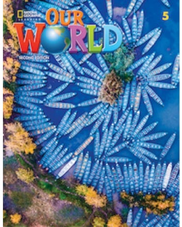Our World British 5 - Lesson Planner + Audio CD + DVD - Second Edition