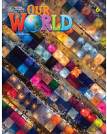 Our World British 6 - Lesson Planner + Audio CD + DVD - Second Edition