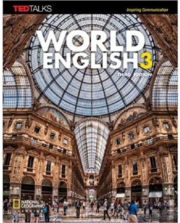World English 3 - Combo Split B With Myworldenglishonline - Third Edition