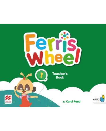 Ferris Wheel 1 - Teacher's Book With Navio App
