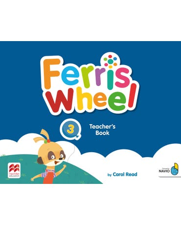 Ferris Wheel 3 - Teacher's Book With Navio App