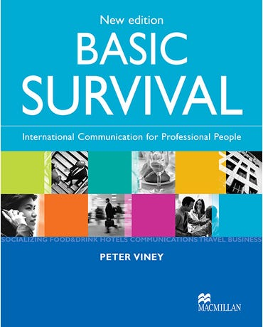 New Basic Survival - Student's Book With Audio CD