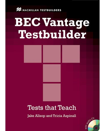 Bec Vantage Testbuilder - Student's Book With Key And Audio CD