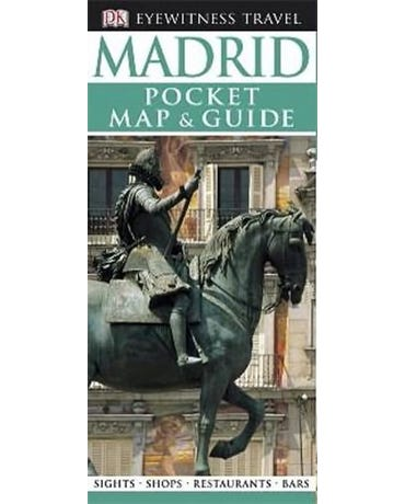 Madrid - Eyewitness Pocket Map & Guide