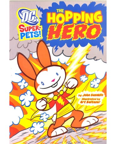 Hopping Hero - Dc Super Heroes -Super-pets