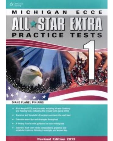 Michigan Ecce All Star Extra Practice Tests 1 - Student Book