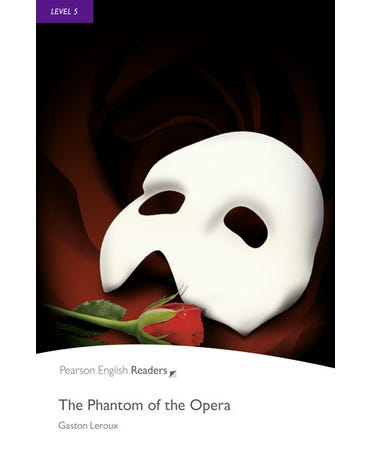 The Phantom Of The Opera - New Penguin Readers - Level 5 - Book With Audio CD MP3