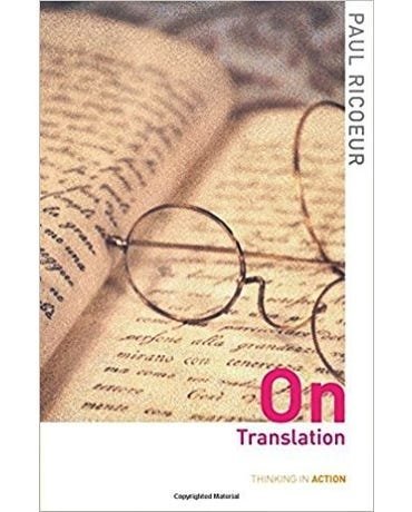 On Translation, Thinking In Action