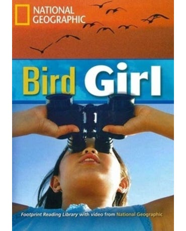 Bird Girl - Footprint Reading Library - American English - Level 5 - Book